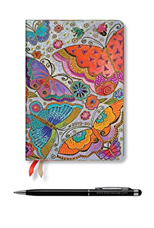 Lot agenda Paperblanks - mariposas septiembre 2018 A ...