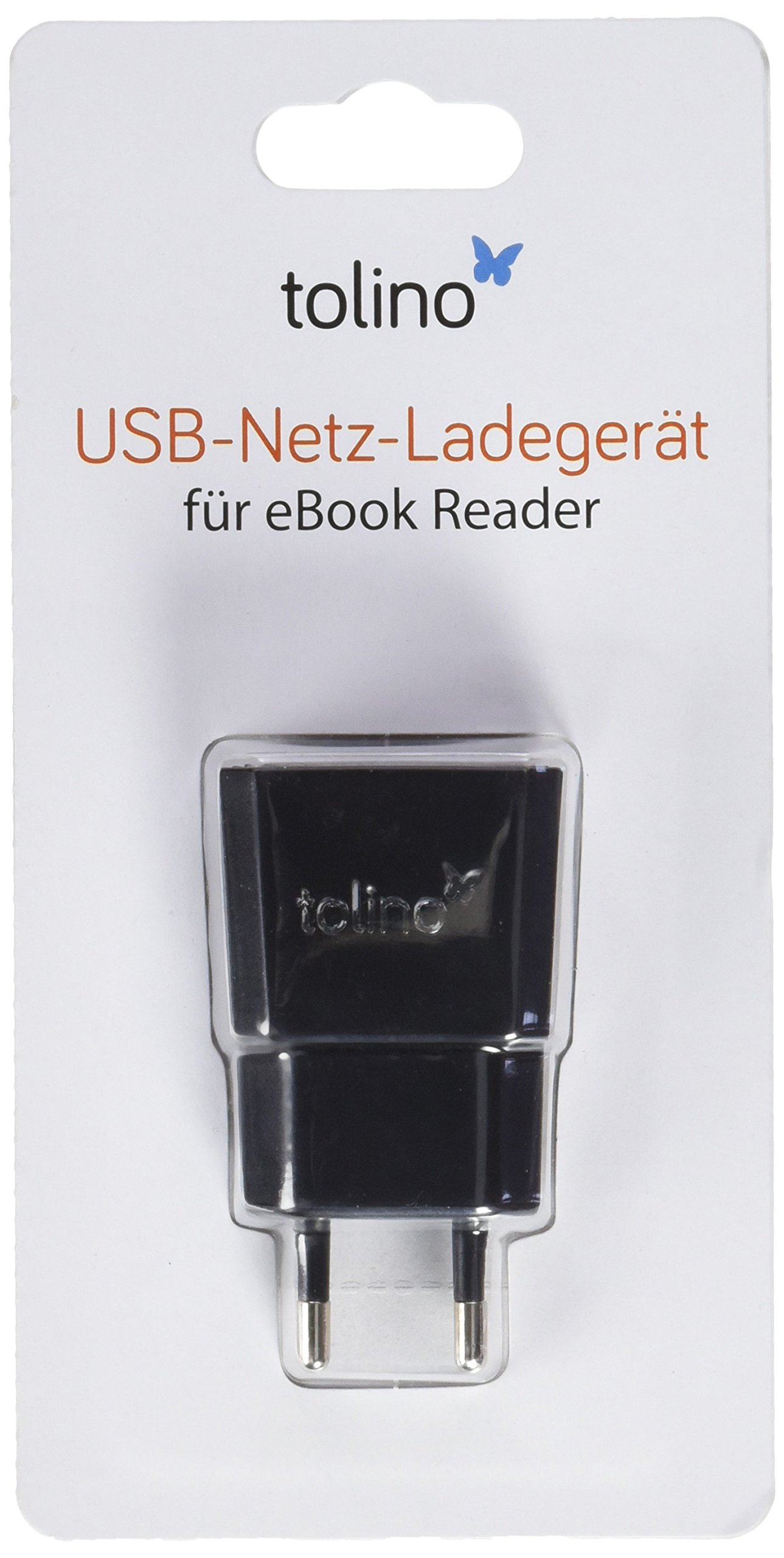 tolino USB Ladegerät: für eBook Reader: Amazon.es: Libros en ...