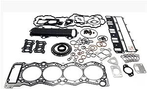 Full Gasket Kit //Gasket Set For Mitsubishi Fuso FE640 Engine 4M50