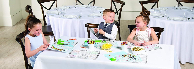 Fun Express Paper Wedding Childrens Activity Placemats 12 Pieces Party Supplies SG/_B00E9ARA96/_US