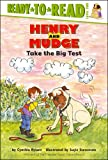 Henry and Mudge Take the Big Test: Ready-to-Read Level 2 (Hardcover)