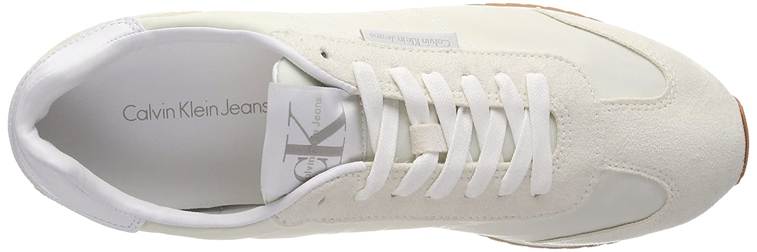Calvin HommeAmazon Graph NylonSuedeSneakers Basses Klein Jeans 0OPknw