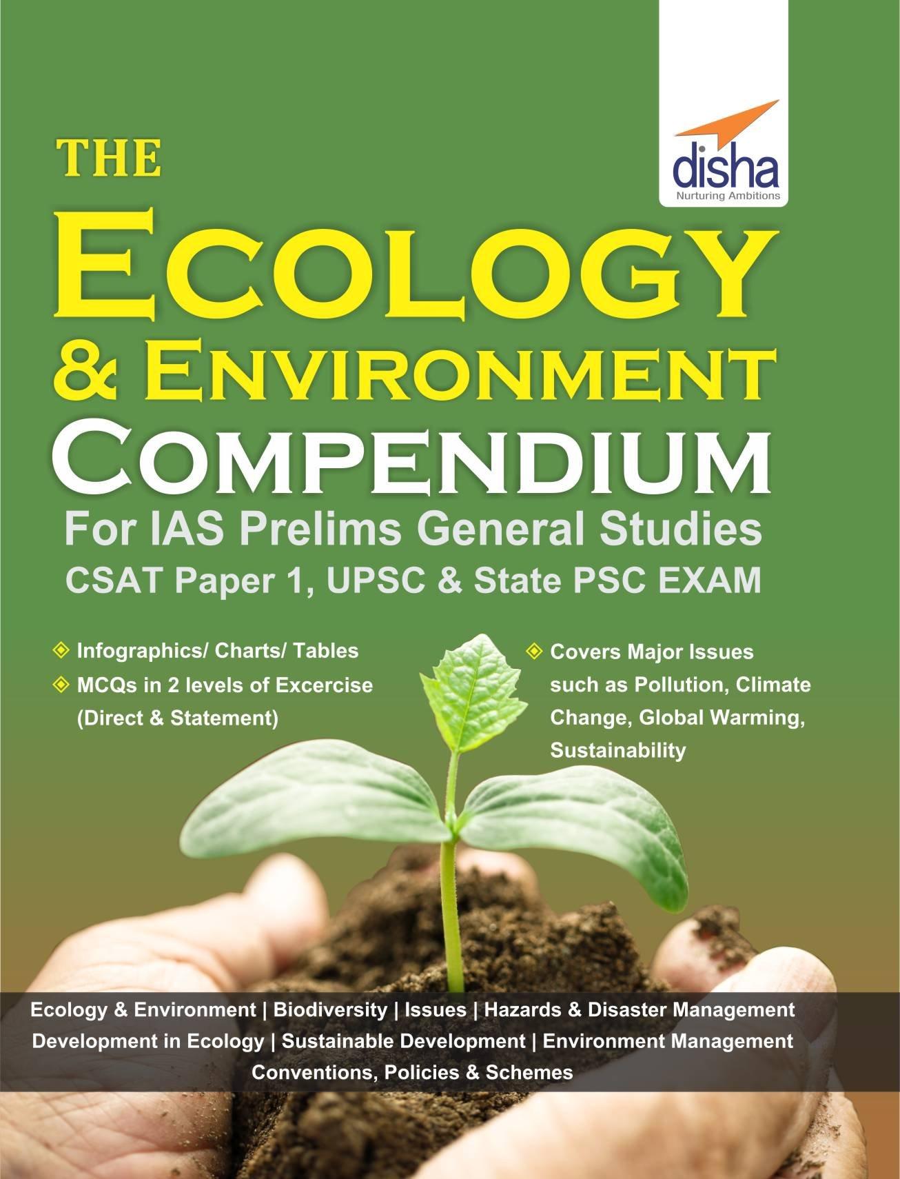 Buy The Ecology & Environment Compendium for IAS Prelims
