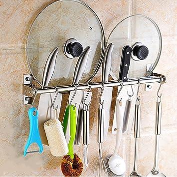 Zwilling Wandleiste für Küchenhelfer-Set 40 cm 5 Wandhaken Küchenhelferleiste