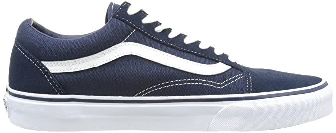 Vans OLD SKOOL Baskets basses classic whitefrench blue 2017