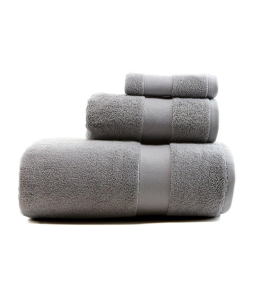 Lauren Ralph Lauren Wescott Bath Towel Cape Gray