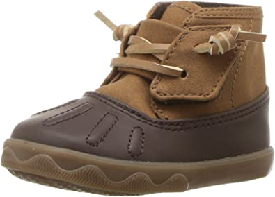 Sperry Icestorm Crib Ankle Boot (Infant