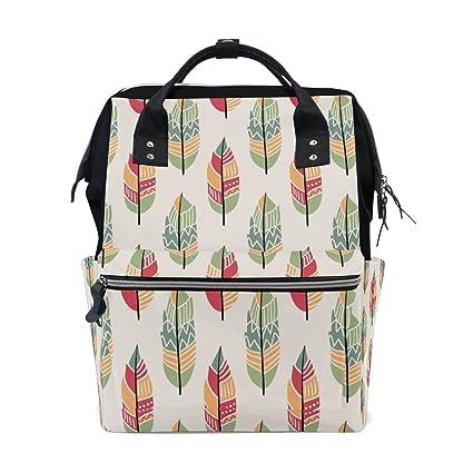 Bolsa de pañales para mamá, bolsa de pañales de gran capacidad, bolsa de pañales