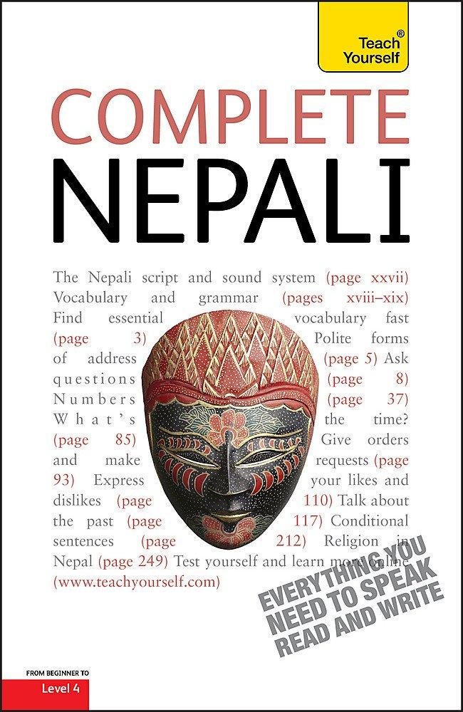 Complete Nepali Beginner to Intermediate Course (Teach Yourself Complete Courses) pdf epub