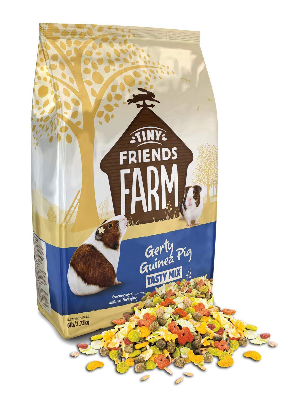 Supreme Petfoods Tiny Friends Farm Gerty Guinea Pig Food, 6 Lb