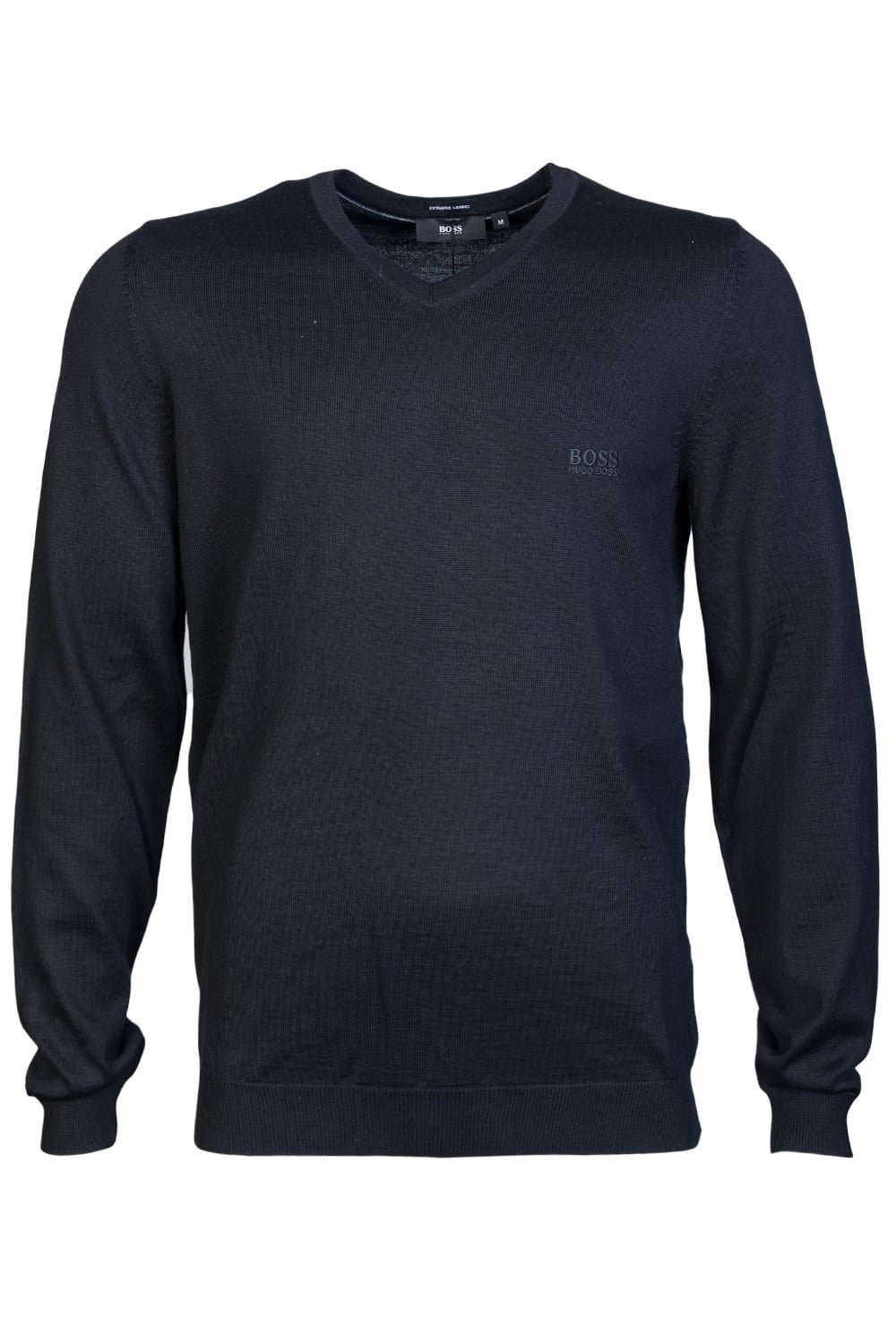 Boss Baram-L Knitwear in Black XL by Hugo Boss