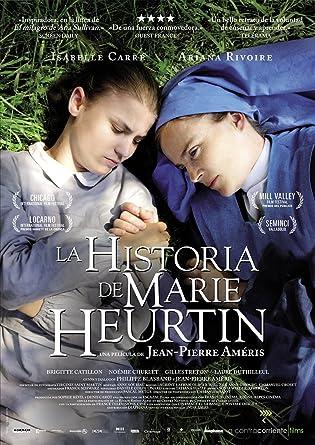 La historia de Marie Heurtin [DVD]: Amazon.es: Isabelle Carré ...