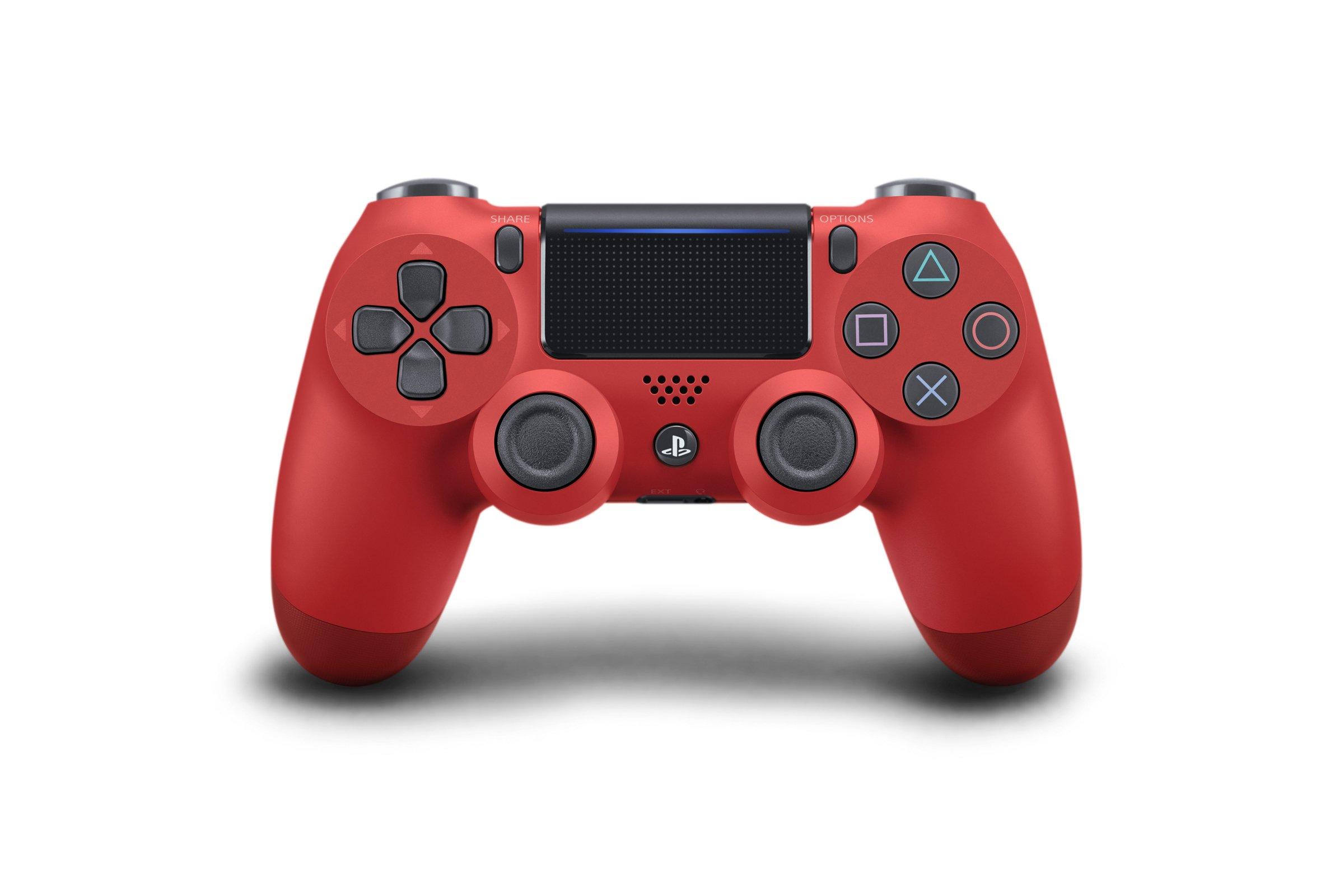 the latest f8966 e25d6 Manette Dual Shock 4 V2 pour PS4 - Rouge