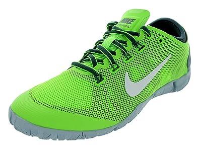 more photos 55e77 41bc0 Amazon.com   NIKE Free Bionic Womens Size 9.5 Green Running Shoes  Apparel     Running