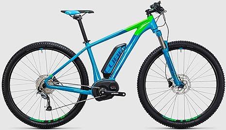Cube Reaction Hybrid One 400 WH 29R bicicleta eléctrica/TWEN ...