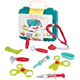 Battat -  Deluxe Doctor - Toy Medical Kit for Kids (11 Pieces)