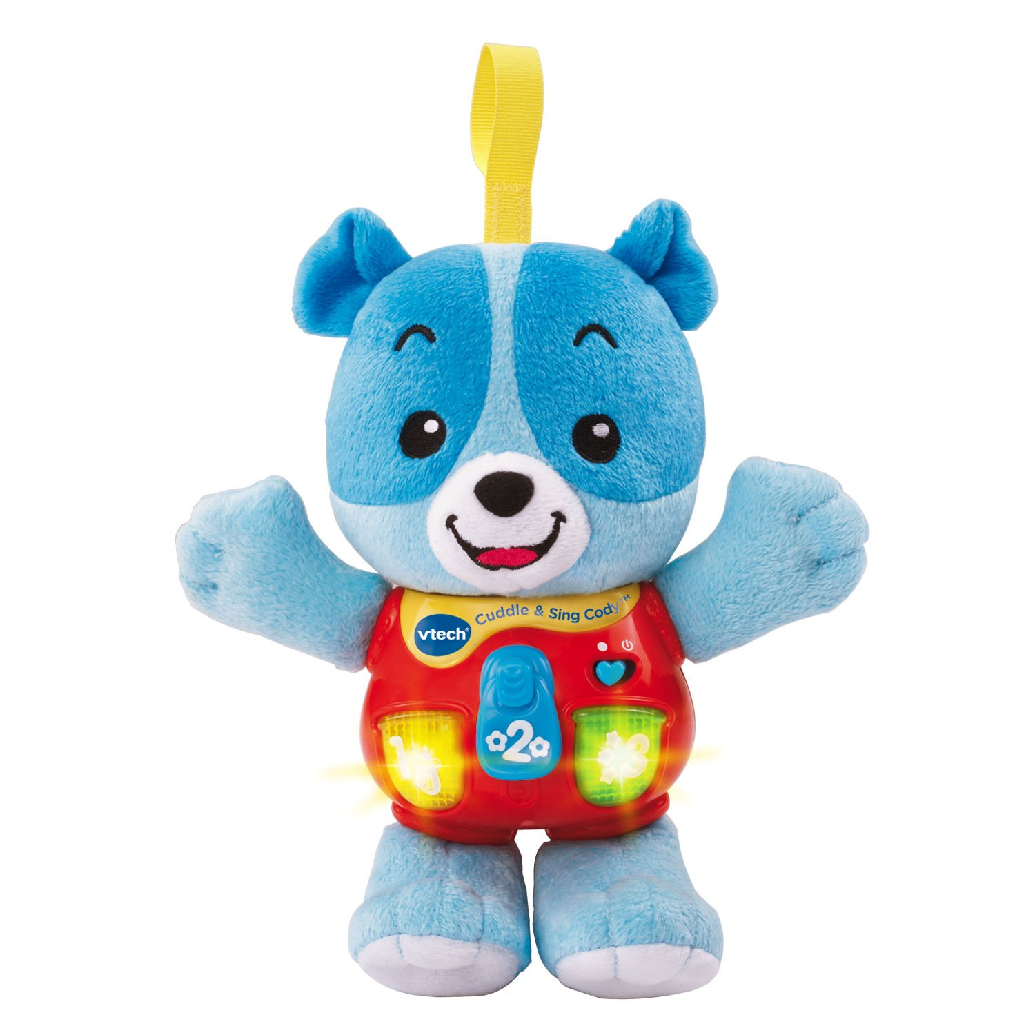 Amazon.com: VTech Baby Cuddle and Sing Cody: Toys & Games