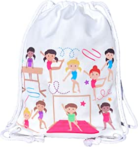 Mochila HECKBO® para niñas, Bolsa de Ballet de algodón - Color ...