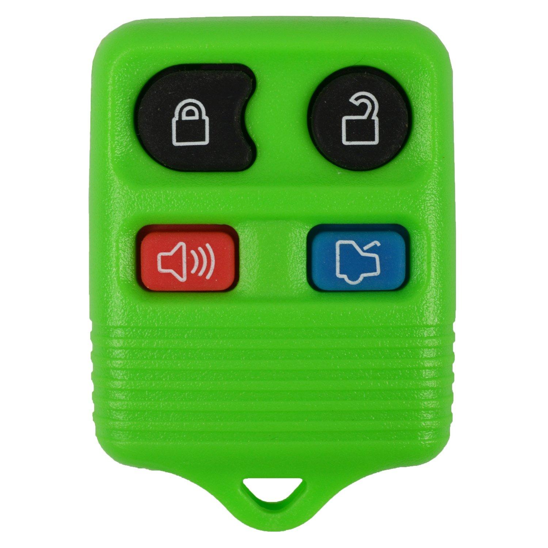 qualitykeylessplus 4 Button Keyless Entry Replacement Remote for FCC ID CWTWB1U331 Free KEYTAG