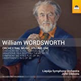 William Wordsworth: Orchestral Music, Volume One [Liepja Symphony Orchestra; John Gibbons] [Toccata Classics: TOCC 0480]