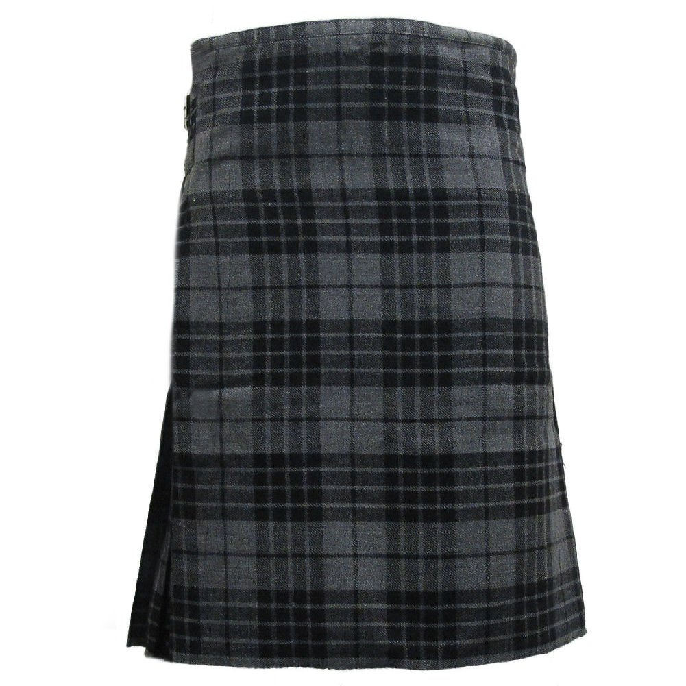 Grey Granite 5 Yard 10 oz KILT 38 by Tartanista (Image #1)