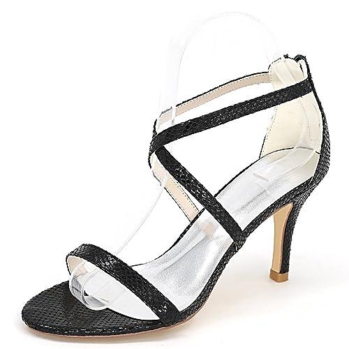 Pu Plataforma Elobaby Boda Tacones Zapatos Mujeres De Las vXYx4v