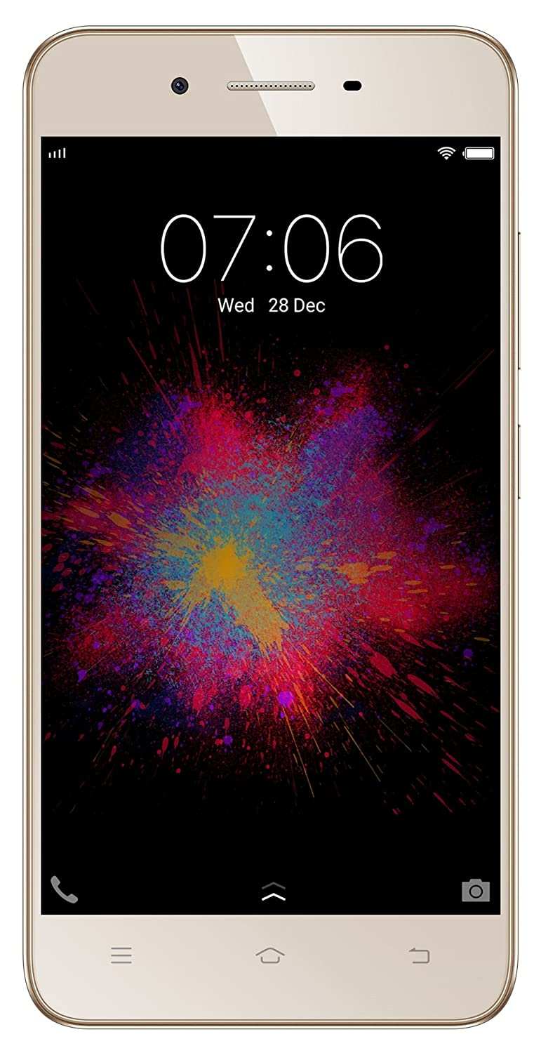Vivo Y53 (Crown Gold) with Offers