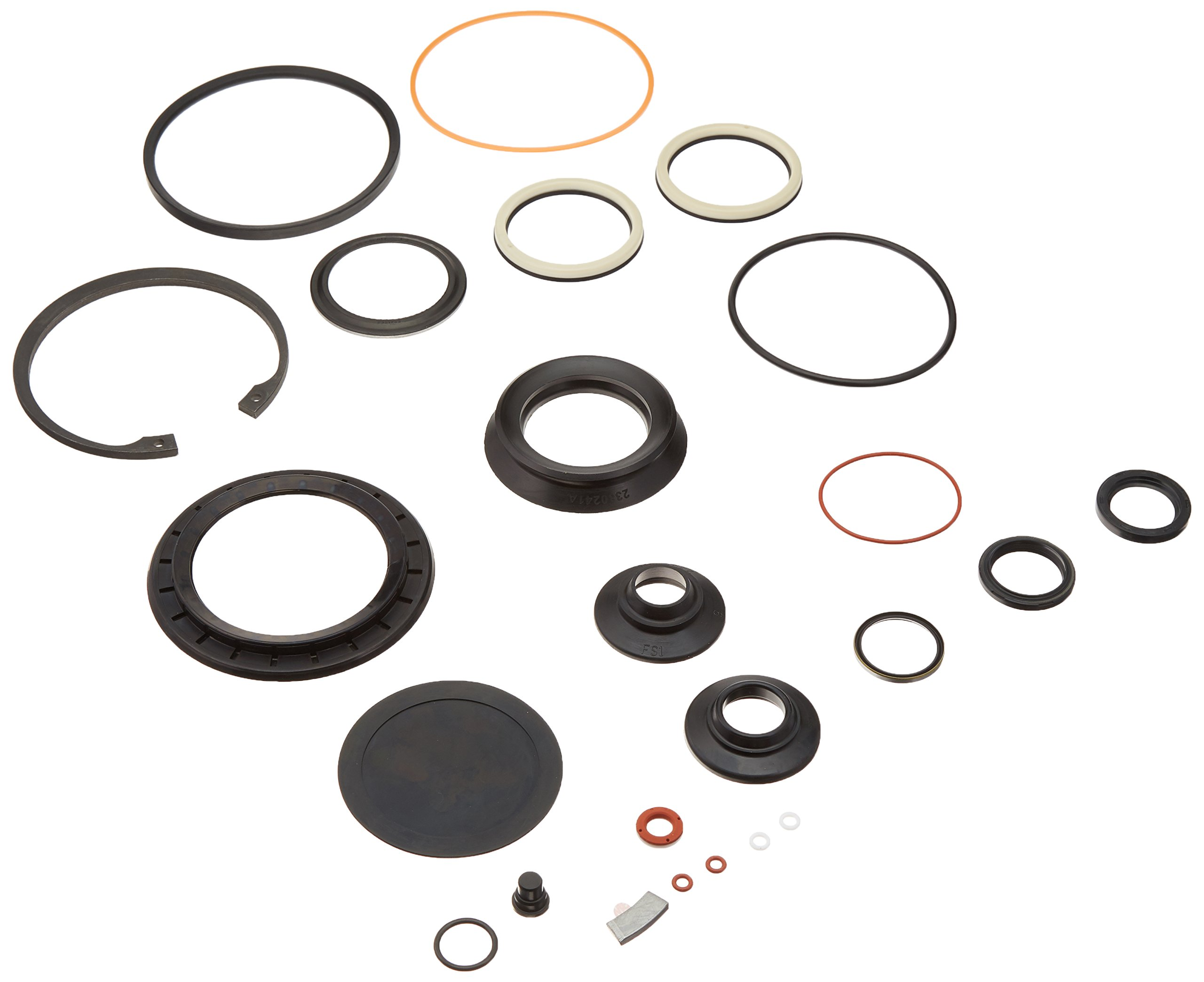 R. H. Sheppard 5545561 Combined Seal Kit with Snap Ring (5544861, 5545401, 5545321) by R. H. Sheppard