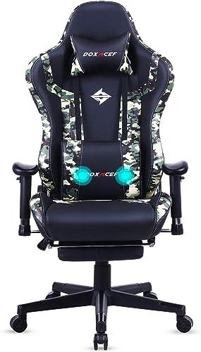 DOXACEF Massage Gaming Chair