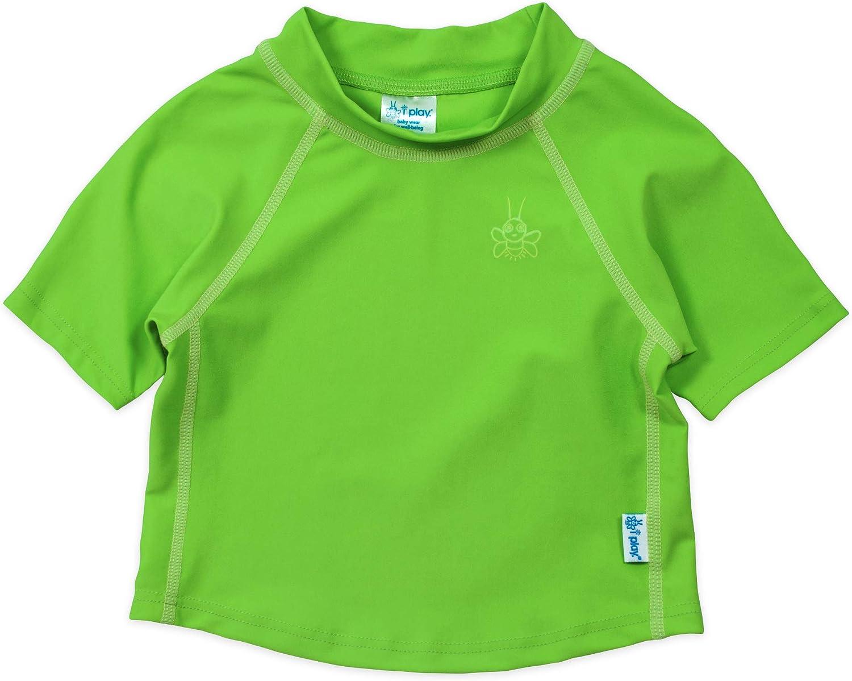 Green 4T Baby Toddler Rashguard i play