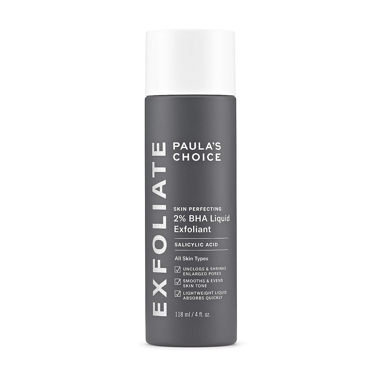 Paulas ChoiceG 2% BHA Liquid Salicylic Acid Exfoliant