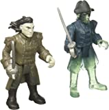 Pirates of the Caribbean: Dead Men Tell No Tales - Captain Salazar and Ghost Crewman - Action Figure 2-Pack