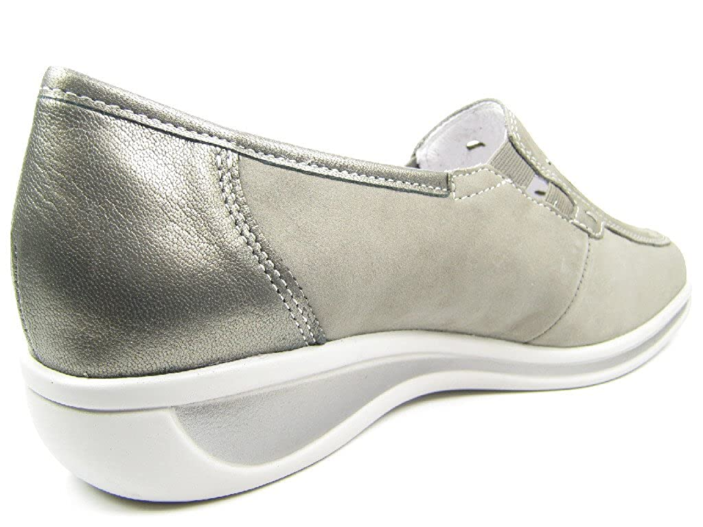 buy popular a1ea9 2ba19 ARA Damen Slipper grau: Amazon.de: Schuhe & Handtaschen