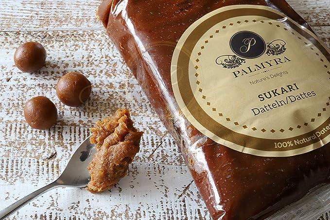 950 g Pasta de Dátiles Palmyra Delights 100% natural ...