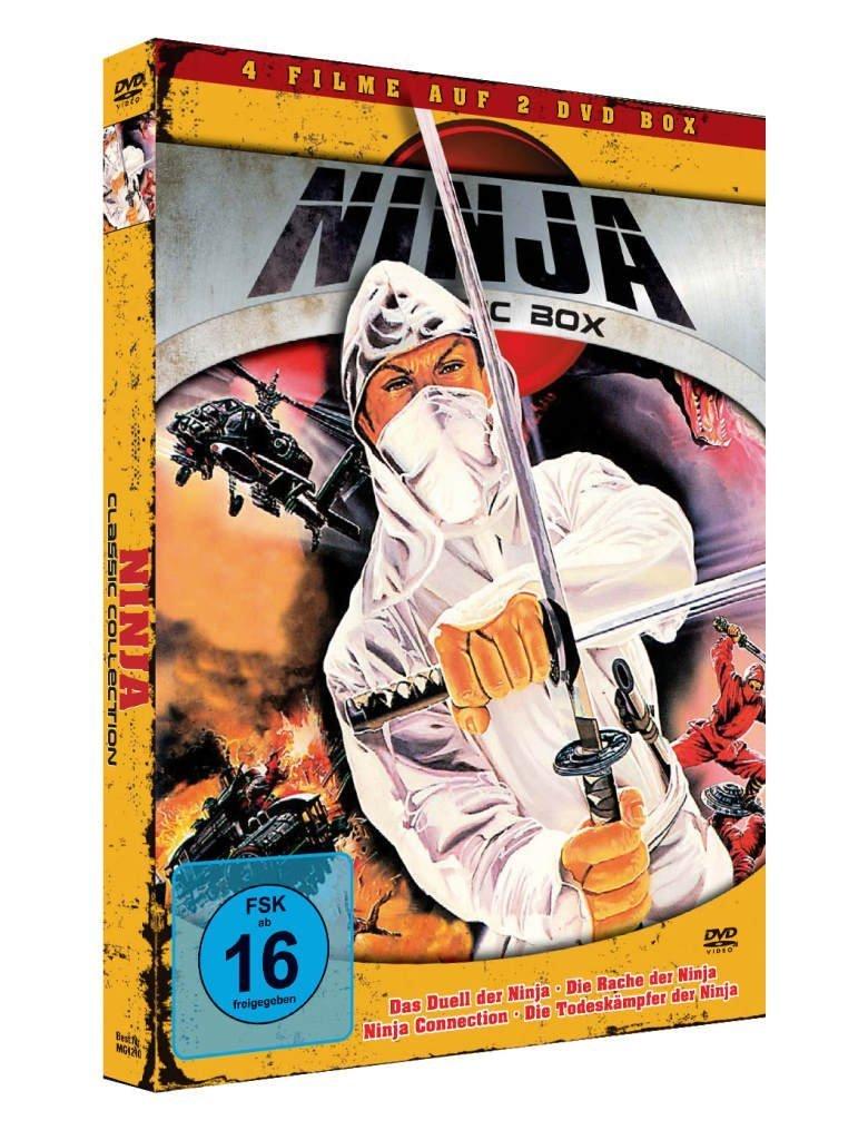 Amazon.com: Ninja-Box - German Release (Language: German and ...