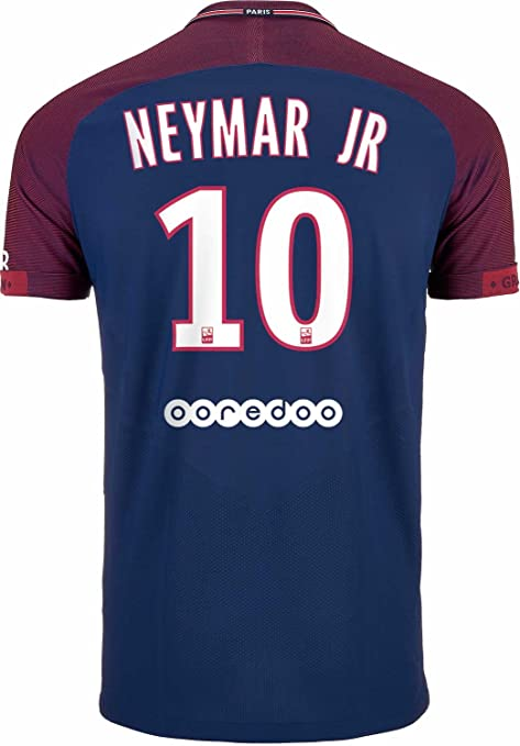 outlet store 83a33 dc412 Buy Marex Half Sleeves Paris Saint Germain Home Neymar ...