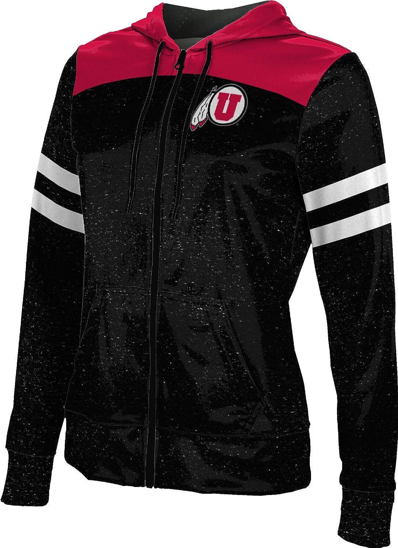 Gameday School Spirit Sweatshirt ProSphere University of Utah Girls Zipper Hoodie