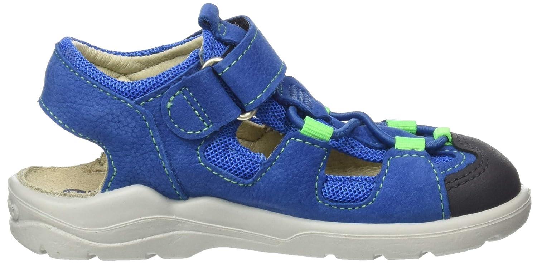 Ricosta Boys/' Kevin Closed Toe Sandals Blue 5 UK Azur 156