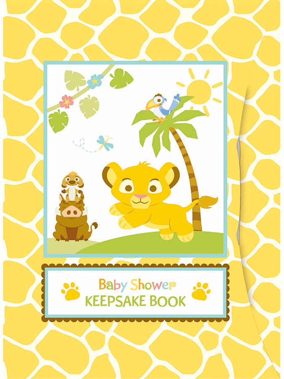 Amazon.com: Baby Lion King \'Sweet Circle of Life\' Baby Shower ...