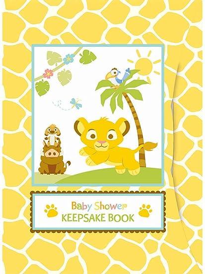 Amazon Com Baby Lion King Sweet Circle Of Life Baby Shower