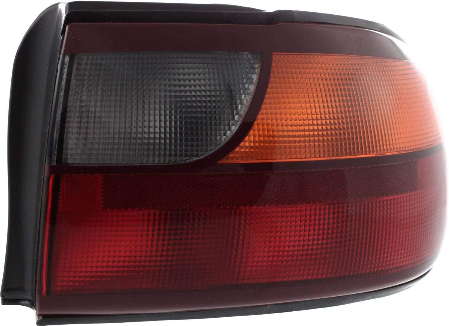 Tail Light Assembly Compatible with 1997-2003 Chevrolet Malibu Passenger Side