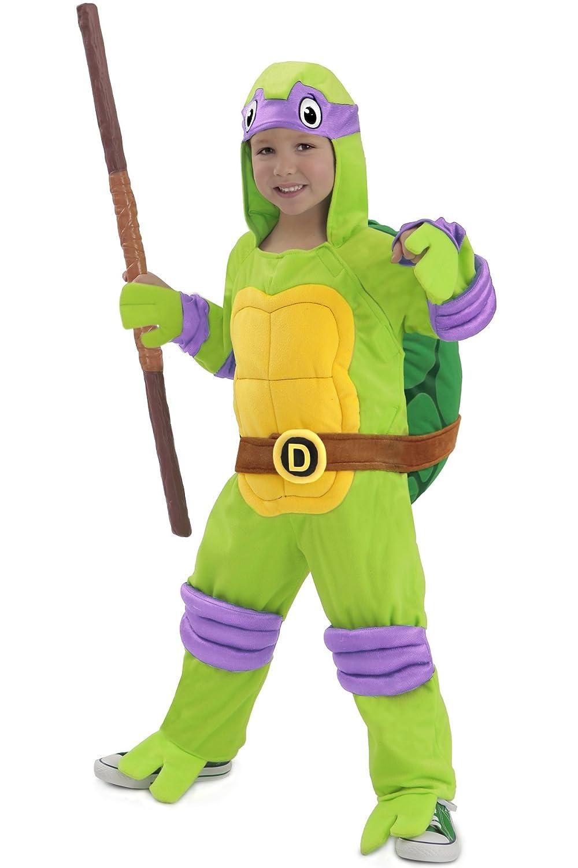 Princess Paradise niños niño de las Tortugas Ninja Donatello ...