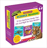Guided Science Readers Parent Pack Levels E-F: 12 Fun Nonfiction Books That Are Just Right for New Readers