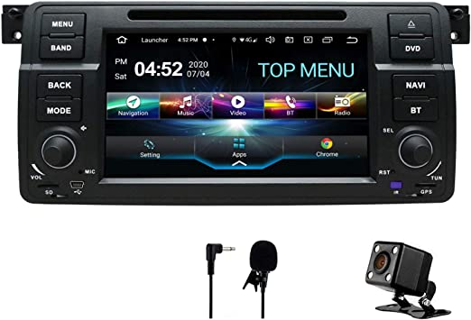 Car Stereo Android 8 1 Radio Dvd Player Gps Navi 7 Inch Ips 2 Din With Rear Camera Supports Bluetooth Wifi 4g Mirror Link Usb Swc Obd Black Navigation Car Hifi