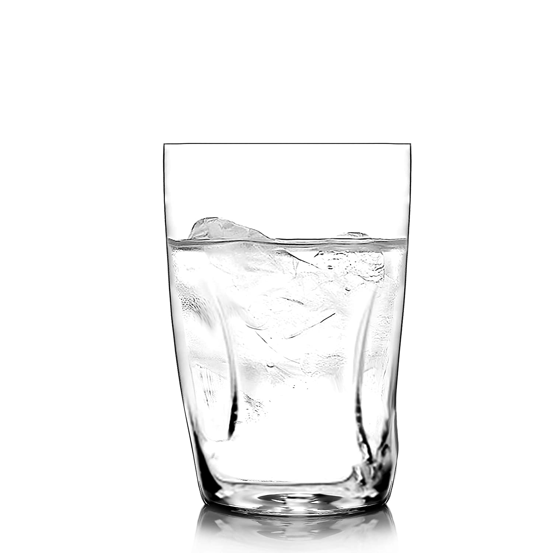 Gabriel-Glas StandArt Aqua Wasserglas 6er Set 400 ml