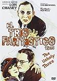 El Trío Fantástico (1925) [DVD]
