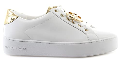 d6424a31a1 Michael Kors Poppy Lace UP Bianco 43R8POFS1L Sneakers Donna: MainApps:  Amazon.it: Scarpe e borse
