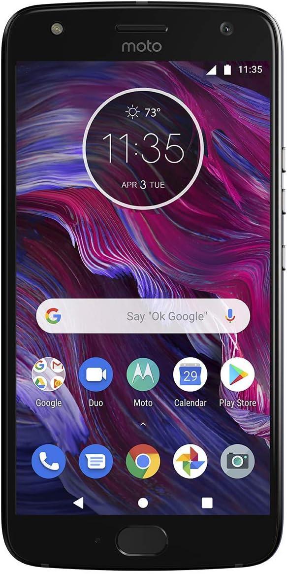 Motorola Moto X4 Factory Unlocked Phone - 32GB - 5.2