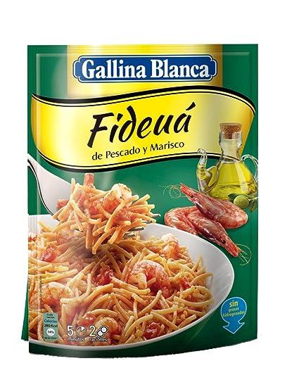 Gallina Blanca - Fideuá De Pescado Y Marisco - 131 gr