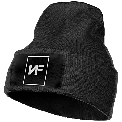 968fa7d531c1 Hoodeid Unisex Beanie Hat NF American Rapper Knit Hat at Amazon ...